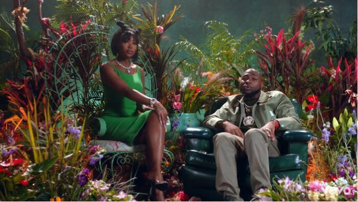 "unnamed-15 DAVIDO RELEASES VISUAL TO ""D&G"" FEATURING SUMMER WALKER"