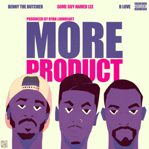 unnamed-3-5-500x500 Some Guy Named Lee x Benny The Butcher - More Product