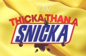 Zak – Thicka Than A Snicka