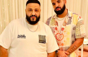 "DJ Khaled Drops ""Popstar"" & ""Greece"" Featuring Drake!"