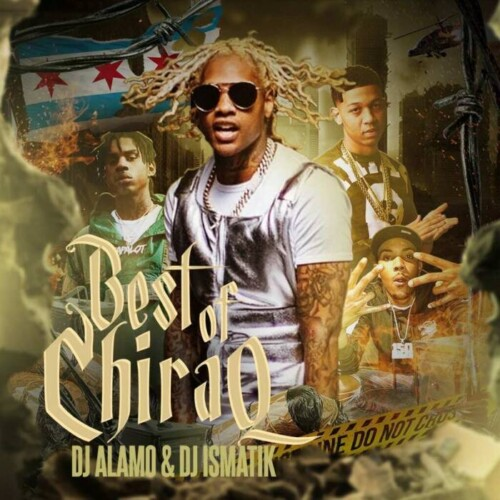 "IMG_1440-500x500 DJ ISMATIK & DJ ALAMO TEAM UP ON ""BEST OF CHIRAQ"" MIXTAPE"
