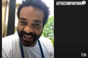 Jim Jones Says We Need to Take Back The (American) Flag (Video)