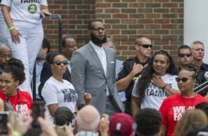 LeBron James' non-profit to offer lodging for low-income and disadvantaged families