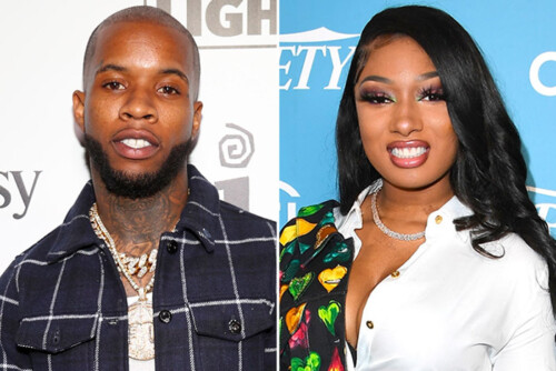 tory-megan-500x334 Tory Lanez and Megan Thee Stallion Arrest Footage Leaked! (Video)