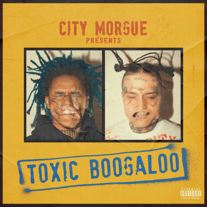 "unnamed-24 City Morgue releases new mixtape TOXIC BOOGALOO with ""THE ELECTRIC EXPERIENCE"""