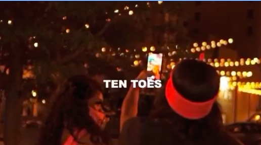 Jada Ali – Ten Toes (Prod. By R) (Video)