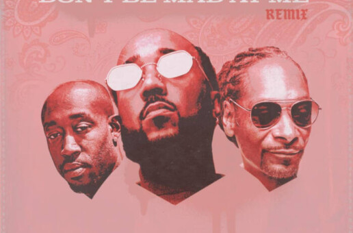 Problem – Don't Be Mad At Me (Remix) Ft. Freddie Gibbs & Snoop Dogg