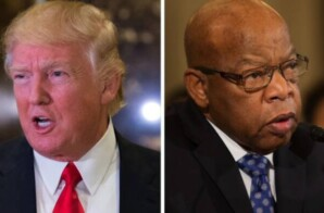 "Donald Trump on whether John Lewis' heritage is impressive: ""I can't say"""