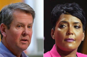 Georgia governor pulls backs lawsuit against Mayor Keisha Lance Bottoms
