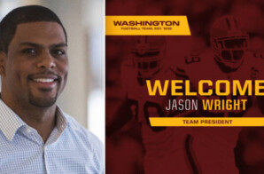 Jason Wright turns into NFL's first-ever Black team president