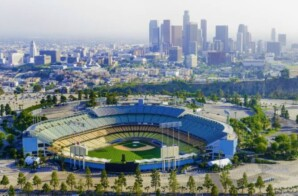 LeBron James and LA Dodgers to dispatch polling site at a baseball stadium