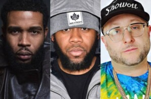 "Reks x Pharoahe Monch x Statik Selektah Take on ""The Complex"""