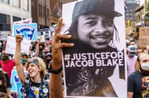 POLICE SHOOTING REPORTEDLY PARALYZED JACOB BLAKE FROM WAIST DOWN