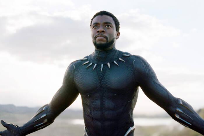black-panther-boseman Chadwick Boseman Tributes Take Over Social Media, Celebrities Honor His Life!