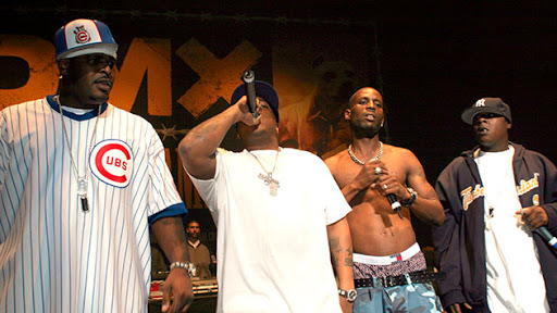 "lox THE LOX AND DMX REJOIN ON ""BOUT S***"""