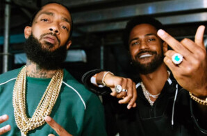 "Big Sean Unveils Nipsey Hussle Collab ""Deep Reverence"""