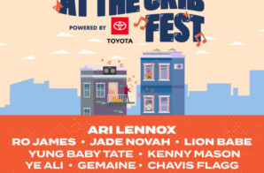 ONE Musicfest Presents #AtTheCribFest Powered by Toyota on 8/22!