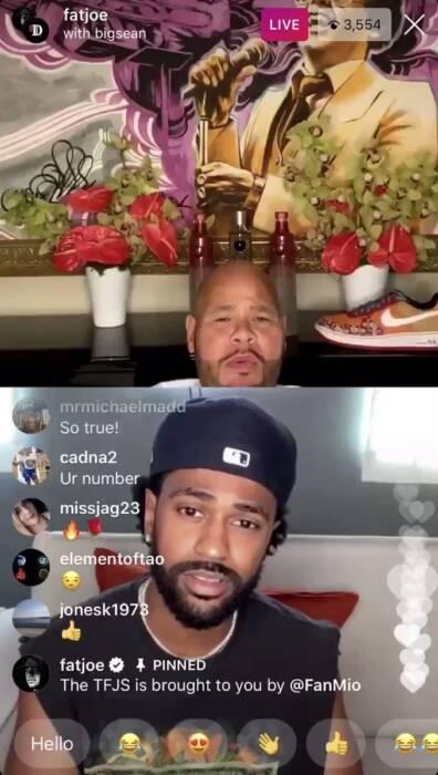 O-QfDEcssEusrjBv Big Sean Reveals His Top 5 Rappers!