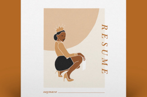 "Philly Rapper Saynave Delivers New Single ""Resume"""