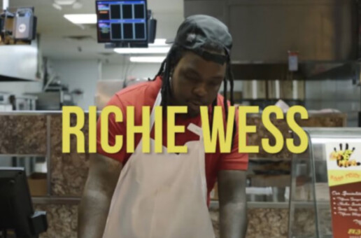 "YTC's Richie Wess Unveils ""Poppin"" Visuals"