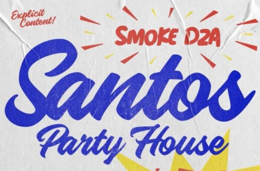 "SMOKE DZA, WIZ KHALIFA , BIG K.R.I.T., & CURREN$Y GET TOGETHER FOR ""SANTOS PARTY HOUSE"""