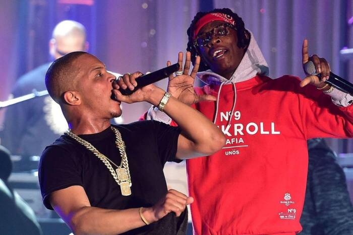 "T.I.-and-Young-Thug-release-new-song-Ring T.I. AND YOUNG THUG RELEASE NEW SONG ""RING"""