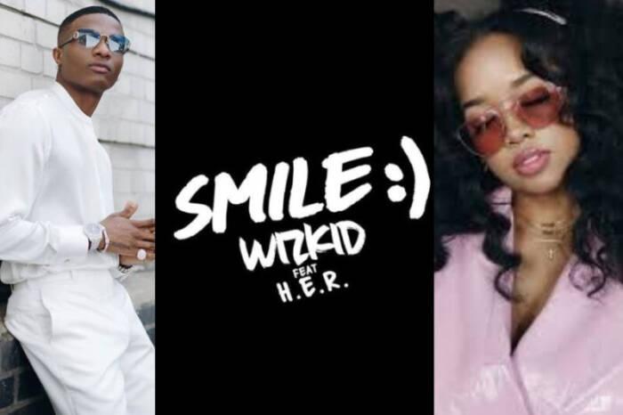 Wizkid-and-H.E.R-scaled-1 WIZKID & H.E.R. - Smile (Video)