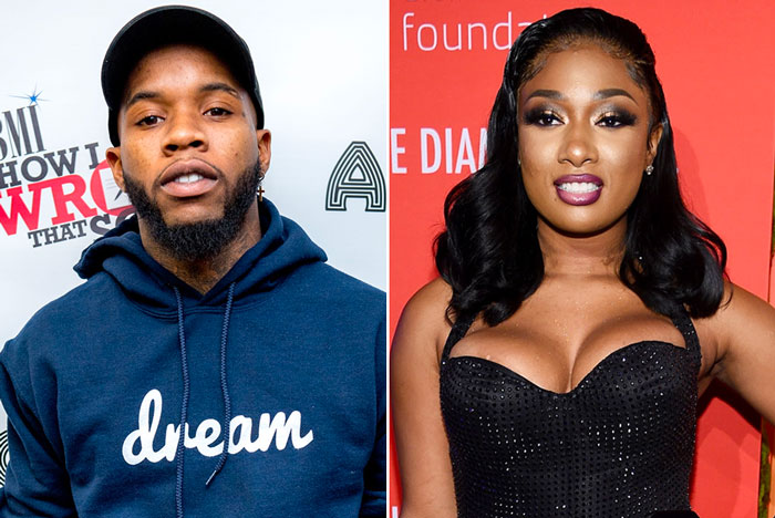 "lanez-stallion Tory Lanez Addresses Megan Thee Stallion Shooting On ""Daystar"" (Album)"