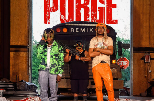 "Baby Jungle x Lil Keed Share ""The Purge"" Remix Visual"