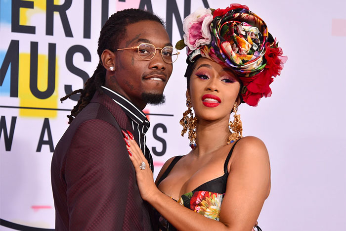 offset-cardi-b-ama Cardi B Opens Up About Her Divorce! (Video)