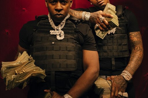 "BLAC YOUNGSTA & MONEYBAGG YO ANNOUNCES JOINT MIXTAPE ""CODE RED"" OUT THIS FRIDAY 9/18"