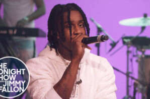 "POLO G MAKES TELEVISION DEBUT WITH PERFORMANCE OF ""MARTIN AND GINA"" ON THE TONIGHT SHOW STARRING JIMMY FALLON"