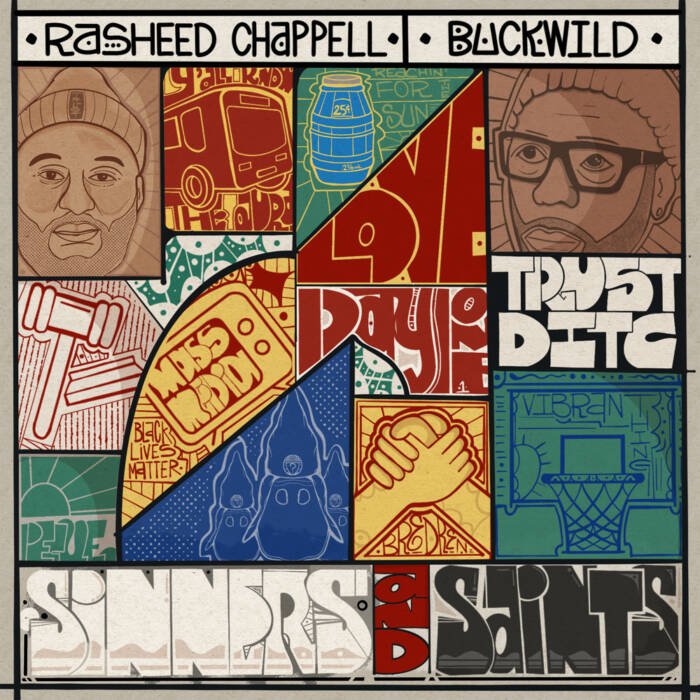 "69b24262-8337-440b-9253-ea5f6c07b818 Rasheed Chappell & Buckwild - ""Black Owned"" (Video/Album Pre-Order)"
