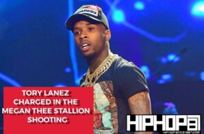 Tory Lanez Charged With Assault in Megan Thee Stallion Shooting