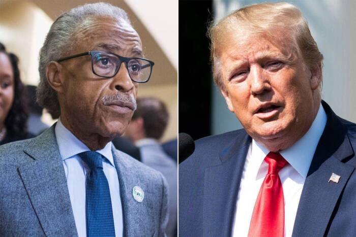 """Al-Sharpton-fears-Trumps-Proud-Boys-comments-will-cause-voter-intimidation-at-the-polls AL SHARPTON FEARS TRUMP'S """"PROUD BOYS"""" COMMENTS WILL CAUSE VOTER INTIMIDATION AT THE POLLS"""