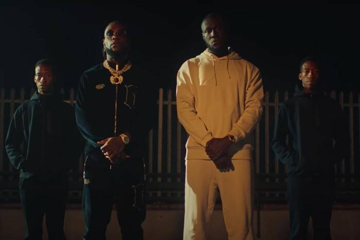 """Burna-Boy-and-Stormzy-depict-Real-Life-in-new-visual BURNA BOY AND STORMZY DEPICT """"REAL LIFE"""" IN NEW VISUAL"""