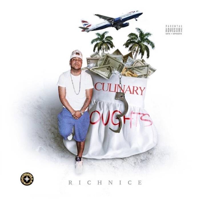 "C47F4B34-97A9-43FA-9E93-B3160B4A8C16 Rich Nice Serves Up ""Culinary Thoughts"" On His New Album!"