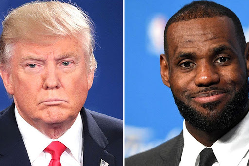 "Donald-Trump-called-LeBron-James-a-hater-and-criticized-him-being-outspoken DONALD TRUMP CALLED LEBRON JAMES A ""HATER"" AND CRITICIZED HIM BEING OUTSPOKEN"