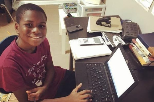 Gifted-Black-boy-is-a-college-sophomore-at-just-12-years-old GIFTED BLACK BOY IS A COLLEGE SOPHOMORE AT JUST 12 YEARS OLD