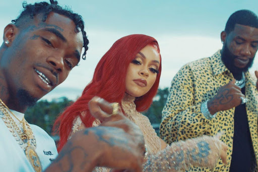 "GUCCI MANE CONNECTS WITH MULATTO AND FOOGIANO FOR ""MEETING"" VISUAL"