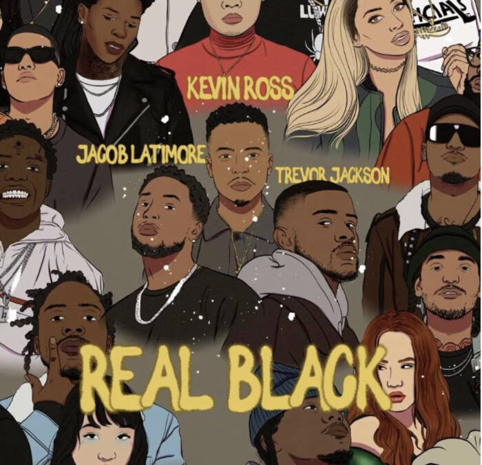 "IMG_1427 Award-Winning R&B Recording Artist Kevin Ross Enlists Jacob Latimore and Trevor Jackson for Social Impact Anthem ""REAL BLACK"""