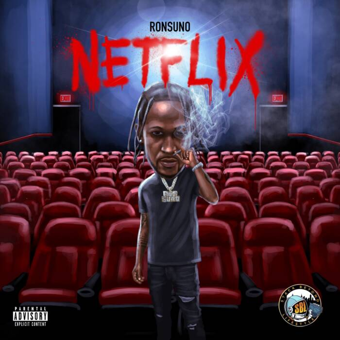 "IMG_48081 RON SUNO RELEASES AUDIO AND VISUAL FOR NEW SONG ""NETFLIX"""