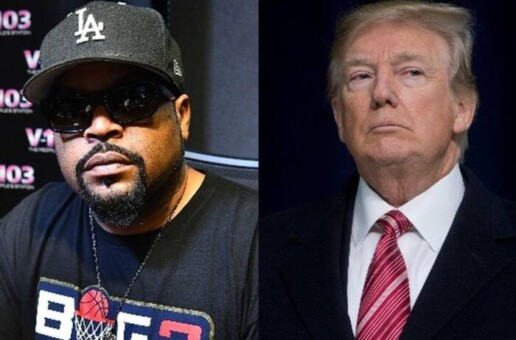 ICE CUBE CLARIFIES HE HAS NOT ENDORSED DONALD TRUMP