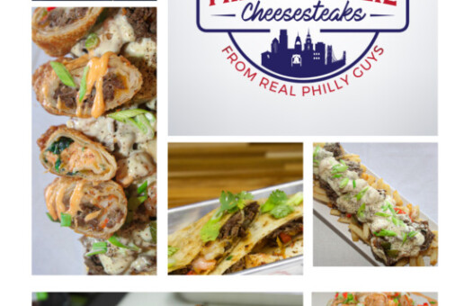 October 2020, Major Phillie Cheesesteaks is the only place to get a taste of Philly