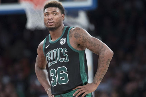 Marcus-Smart-recalls-Boston-Celtics-fan-calling-him-the-n-word MARCUS SMART RECALLS BOSTON CELTICS FAN CALLING HIM THE N-WORD