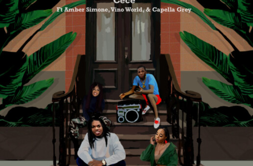 "Cece Shares a ""NY Love Story"" Ft. Vino World, Amber Simone & Capella Grey"