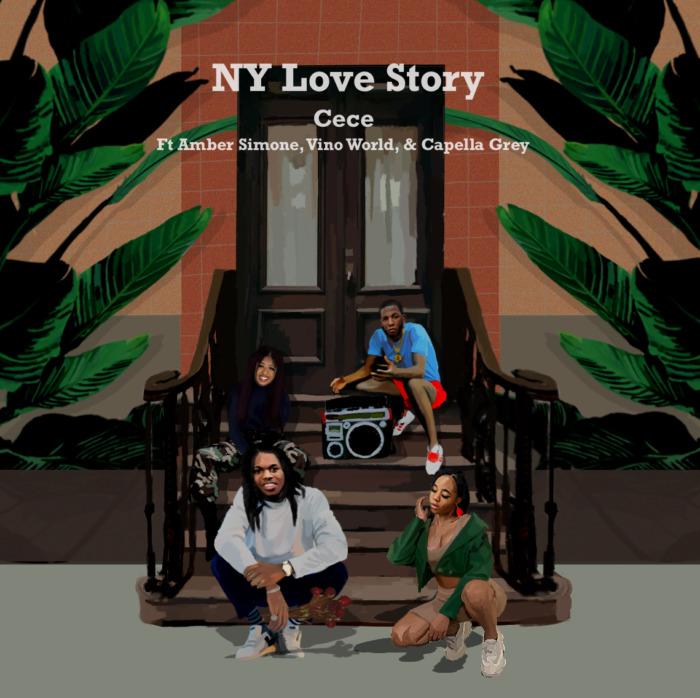"Outlook-c0e0twiu Cece Shares a ""NY Love Story"" Ft. Vino World, Amber Simone & Capella Grey"
