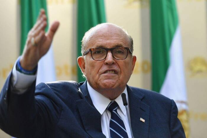 Rudy-Giuliani-accidentally-posts-video-of-himself-mocking-Asians RUDY GIULIANI ACCIDENTALLY POSTS VIDEO OF HIMSELF MOCKING ASIANS