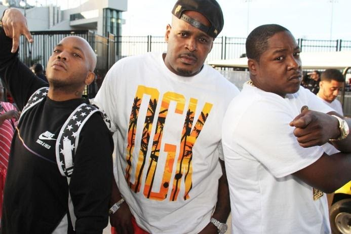 """THE-LOX-GIVES-BACK-TO-THE-COMMUNITY-IN-GAVE-IT-TO-EM THE LOX GIVES BACK TO THE COMMUNITY IN """"GAVE IT TO EM"""""""