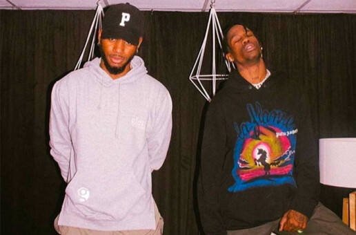 "Travis Scott & Bryson Tiller Link For That ""Blunt Talk"""